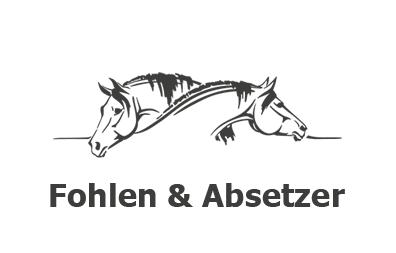 Fohlen & Absetzer